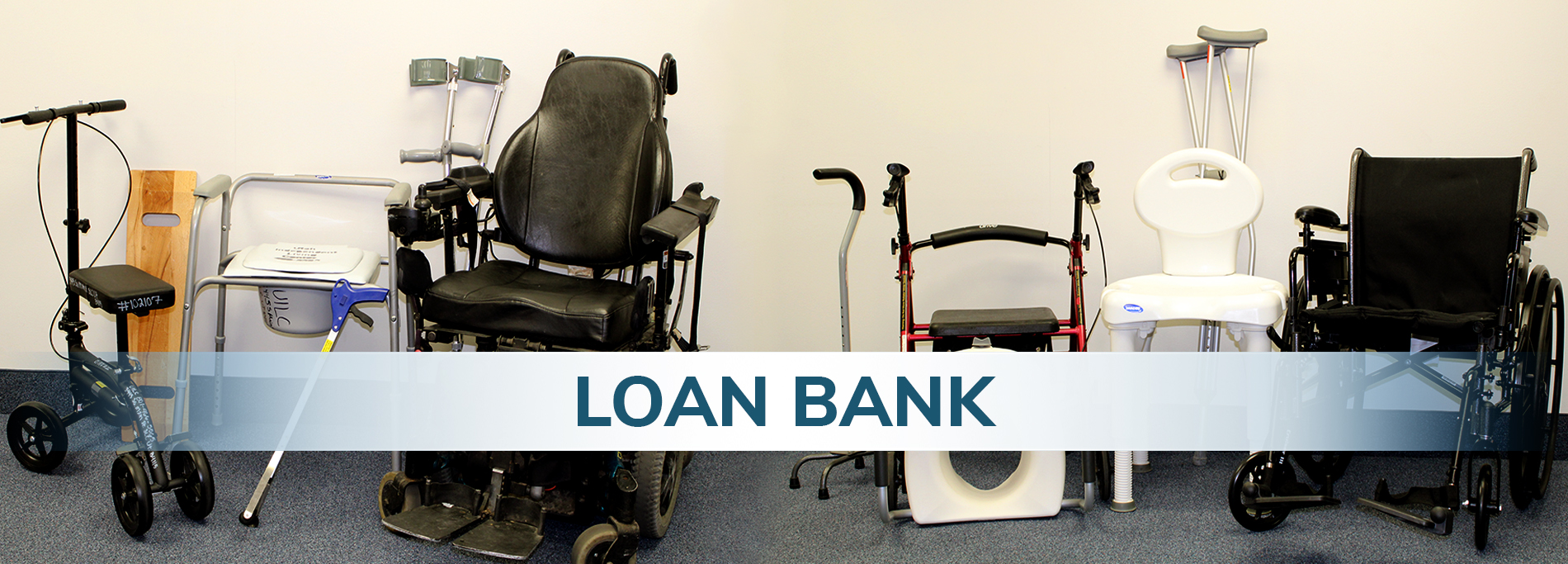 Loan Bank - Header